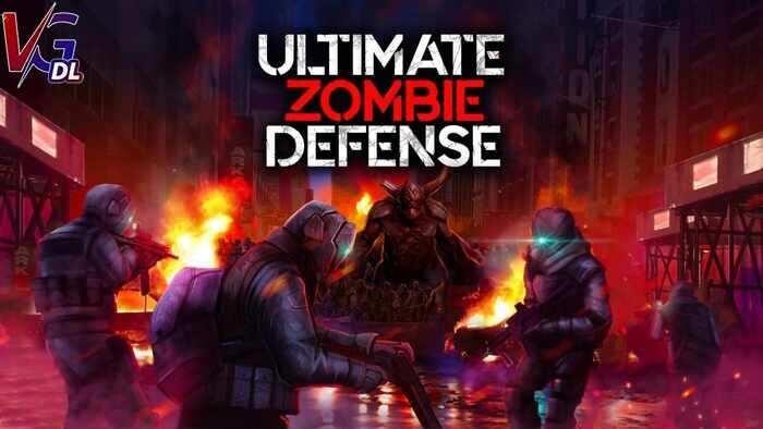 دانلود بازی کامپیوترUltimate Zombie Defense