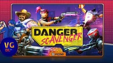 دانلود بازی کامپیوترDanger Scavenger