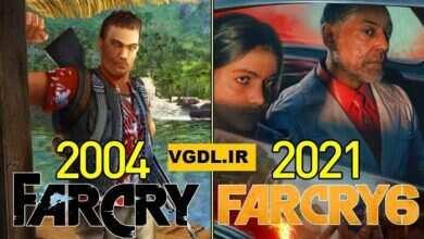 Photo of سیر تکاملی بازی محبوب فارکرای از ۲۰۰۴ تا ۲۰۲۱ + ویدئو