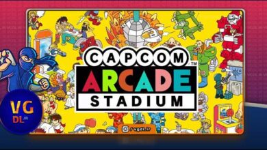 Photo of دانلود بازی Capcom Arcade Stadium – GOLDBERG_ALL UPDATE نسخه کامل و فشرده برای PC