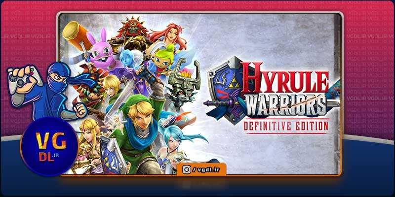 دانلود بازی کامپیوترHyrule Warriors
