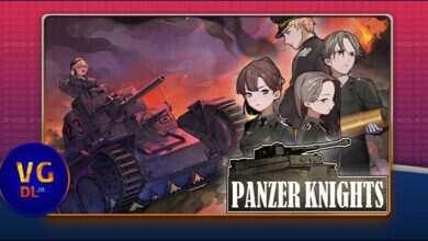 دانلود بازی کامپیوترPanzer Knights