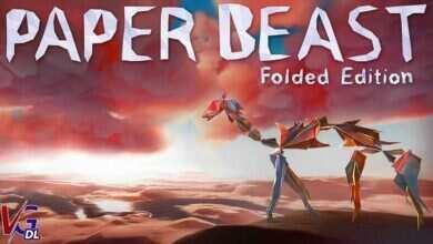 دانلود بازی کامپیوترPaper Beast