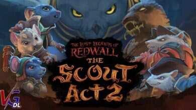 Photo of دانلود The Lost Legends of Redwall: The Scout Act II – DARKSiDERS _ all Update کامل و فشرده برای کامپیوتر