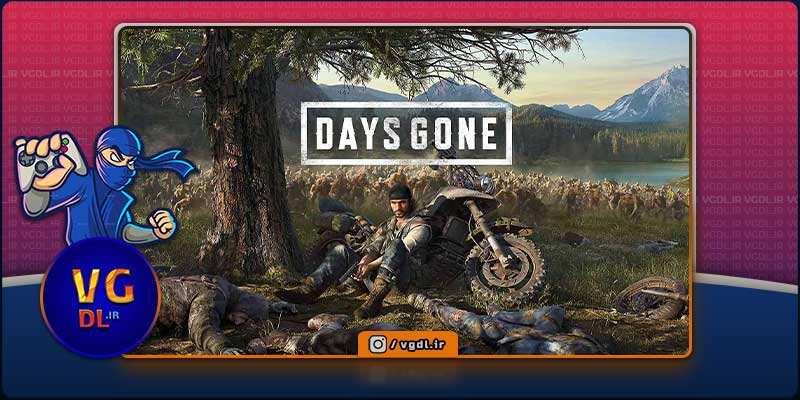 دانلود بازی کامپیوترdays gone