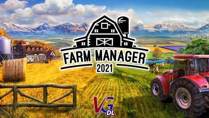 دانلود بازی کامپیوترFarm Manager 2021