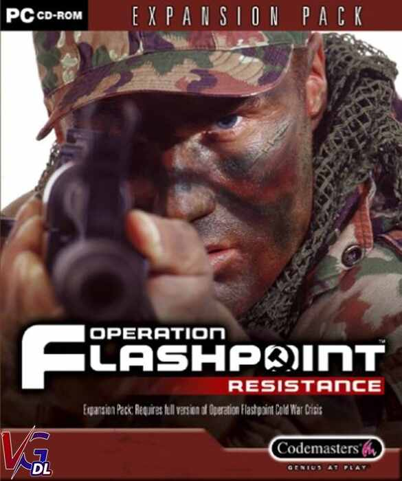 دانلود بازی کامپیوترOperation Flashpoint Resistance