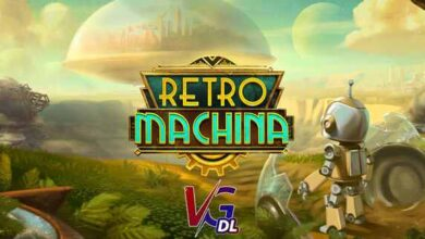 دانلود بازی کامپیوترRetro Machina