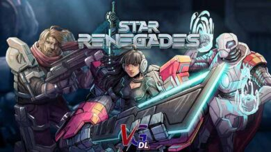 دانلود بازی کامپیوترStar Renegades
