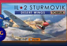Photo of دانلود بازی IL-2 Sturmovik Desert Wings Tobruk – CODEX + ALL DLC نسخه کامل و فشرده برای کامپیوتر