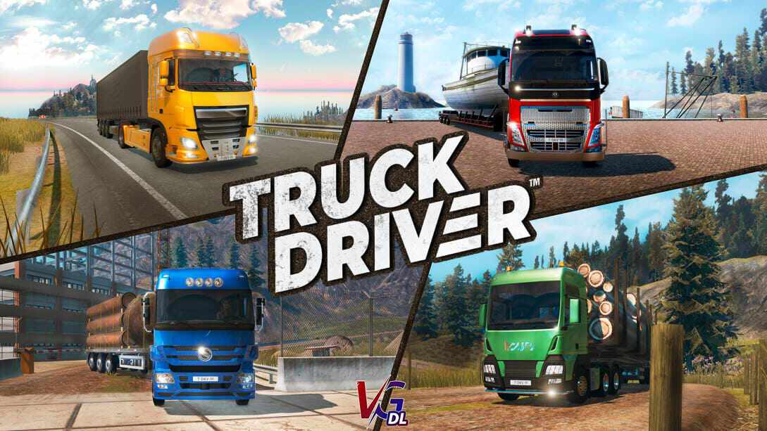 دانلود بازی کامپیوترTruck Driver
