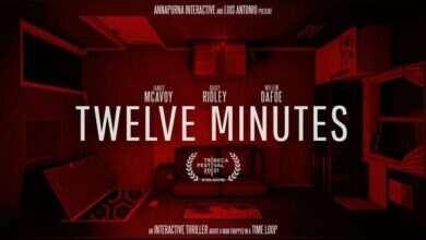 بازی Twelve Minutes دوازده دقیقه
