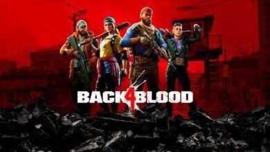 دانلود بازی Back 4 Blood بک فور بلاد
