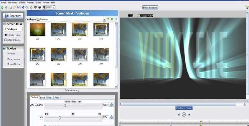 ProDAD-VitaScene-WorkSpace
