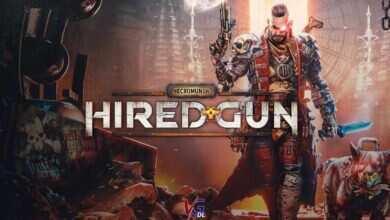 دانلود بازی کامپیوترNecromunda: Hired Gun