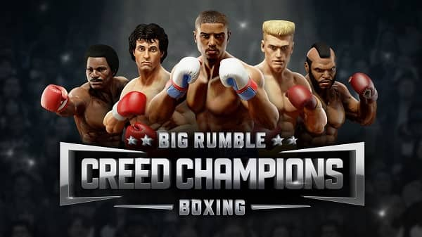 دانلود بازی Big Rumble Boxing: Creed Champion دانلود بازی مسابقات بوکس برای کامپیوتر با لینک مستقیم با ترافیک نیم بها